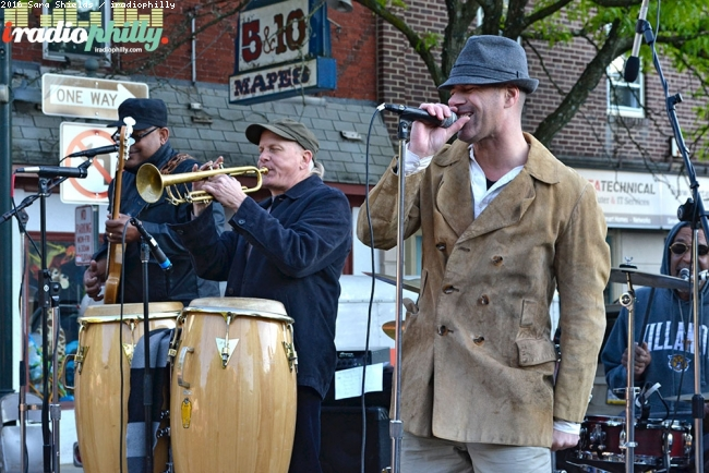 Narberth Spring Music Fest 2016