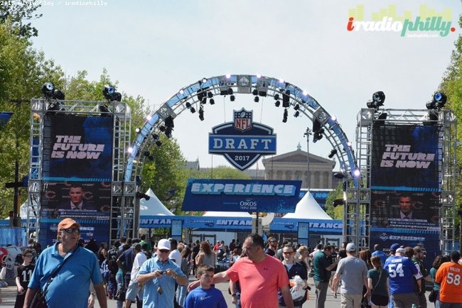 NFL Draft 2017 Music Stage