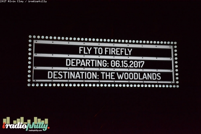#FlytoFirefly Ticket Event