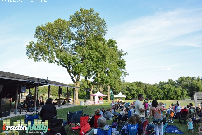 Haverford Concerts in the Park 2017