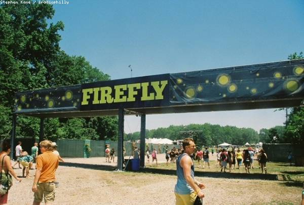 Firefly Music Festival: Day One