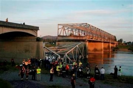 Bridge Collapse in Washington, Sun Drop Music Festival in Philly, Big Lottery Winner in NJ Again