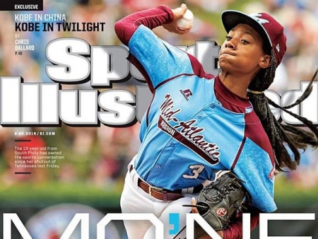 Taney's Girl Pitcher on SI Cover; Solidarity Demonstration; Dilworth Park Opening Soon