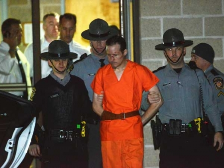 Eric Frein Arraignment; Apartment Fire in West Philly; Temple Greenspace Plan