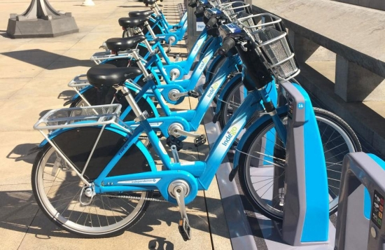 Philly Bike Share is Here! Indego Launches Thursday in Philadelphia.