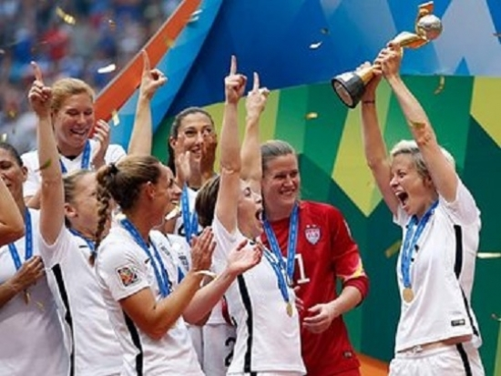 US Women Win World Cup; Coyote Warning in MontCo; Golfer Rory McIlRoy Withdraws After Soccer Injury