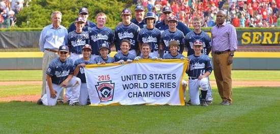 Pennsylvania Team Wins US LLWS; Delco Gas Station Employee Arrested; Mayfair Fire Suspicious