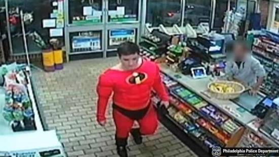 Mr. Incredible Wanted For Punching Cabbie; Teen Sentenced Bensalem Crash; Gloucester High Threat
