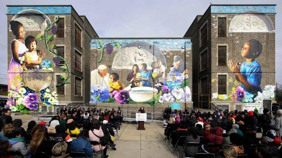 Record Breaking WMOF Mural Dedicated; SI SportsKid from Philly Again; MontCo Double Murder-Suicide