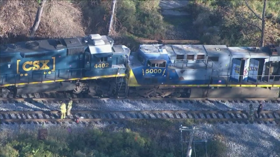 Two Freight Trains Collide in Chester; 76ers Issue Sevyn Streeter Apology; PA Turnpike Closed