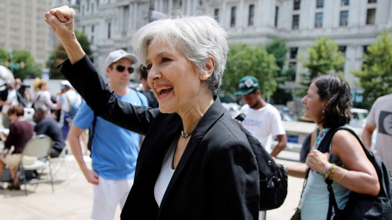 Jill Stein in Philly Federal Court; Main Line Woman Selling Drugs; Death Sentence for Philly Man