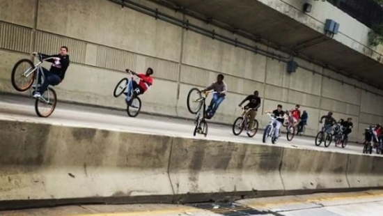 Bikes Riding on I-676 on Video; Cardinal O'Hara Convent Changes; L+I Violations at Pot Party