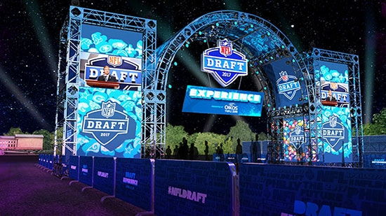 NFL Draft Experience 2017 Music Stage to Feature Philadelphia Bands/Artists Friday and Saturday
