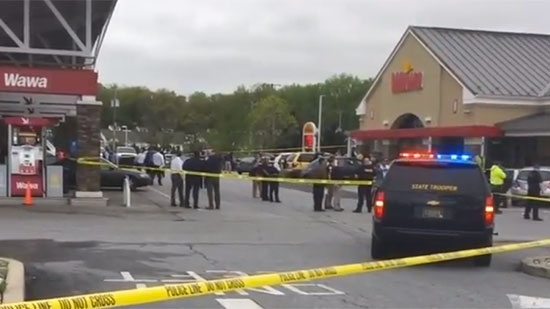 Delaware Trooper Shot at Wawa in Bear; Peeping Tom at Cherry Hill Mall; Toy Guns Confiscated in AC