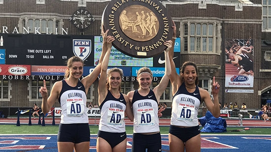 123rd Penn Relays Excite at Franklin Field; Villanova Women Sweep Distance, Oregon Sweeps Sprints