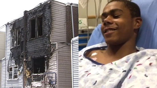 Overbrook Teen Saves Baby From Fire; Hit-and-Run in Bristol; Hall of Famer Jim Bunning Dies