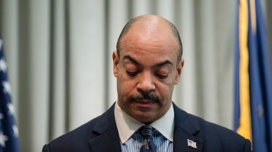 No Pension for Seth Williams; Disabled Man and Caretaker Shot; Woman Stabbed in Montgomery Co.