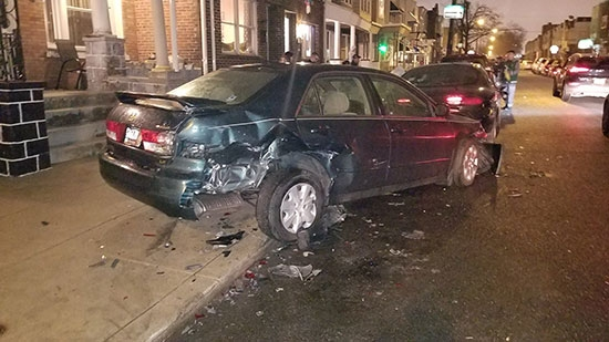 Driver Smashes Cars in South Philly; Teen Groped in Bensalem Target; Two Arrested for Toddler Death