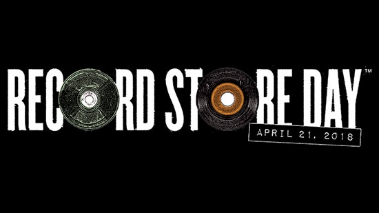 Record Store Day 2018 in Philadelphia, Saturday April 21st; Exclusive Releases, Participating Stores