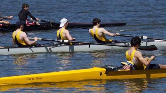 Stotesbury Cup Moving to Cooper River; Pepper Spray in NJ High School; Temple Frat ex-Pres Arrested