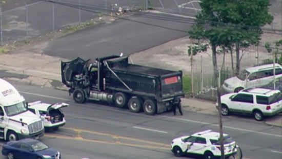 Dump Truck Kills Bicyclist in North Philly; Power Outages Center City; NJ Bans Child Marriages