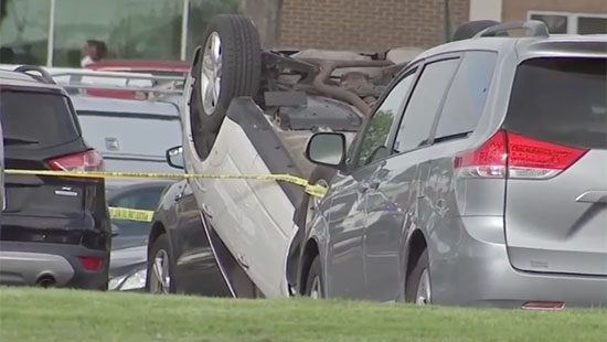 Car Flips in Neshaminy Mall Crash; Rep Brian Sims Issues Statement; Chris Long to Retire from NFL
