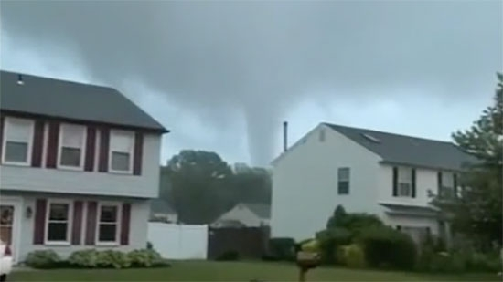 Tornado Touched Down 2x in Gloucester Co.; Lightning Strikes Teens; KOP Adbuction; Roommate Dead