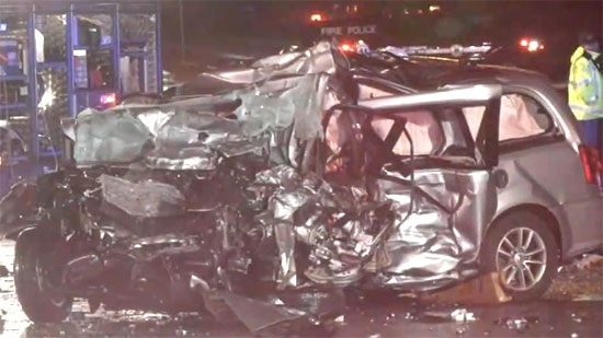3 Killed, 1 Injured in Head on Crash; 2 Shot/Killed in Wilmington; I-76 EB Closed in Center City