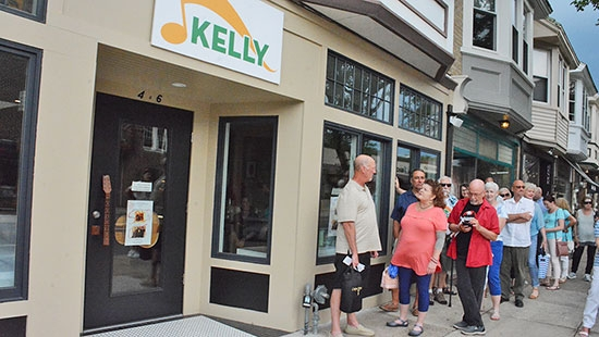 Kelly Center in Havertown Having Grand Opening Week 9/21-28 with Daily Events for Delco Arts Week