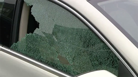 Car Windows Shot by BBs in Olney; Ursinus Attempted Abduction; Children Safe in Chester Carjacking
