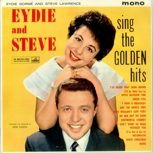 Eydie Gorme and Steve Lawrence - Sentinmental Journey