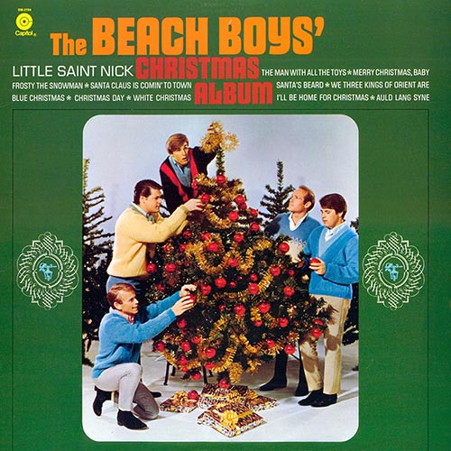 BEACH BOYS - LITTLE SAINT NICK