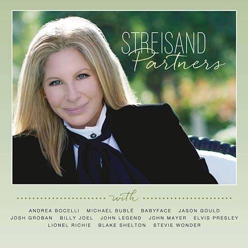 Barbra Streisand - Somewhere (with Josh Groban)