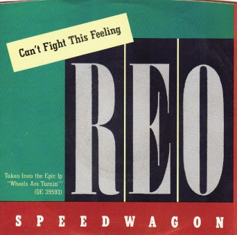REO Speedwagon - Can't Fight This Feeling