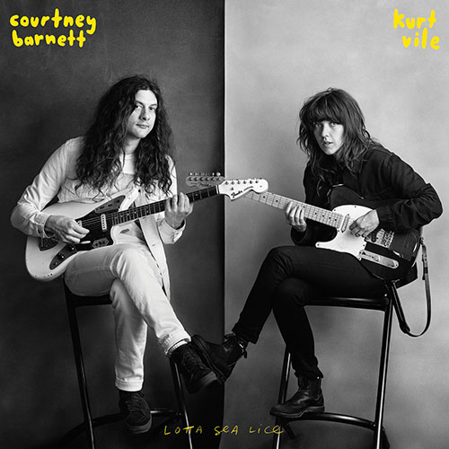 Courtney Barnett and Kurt Vile - Continental Breakfast