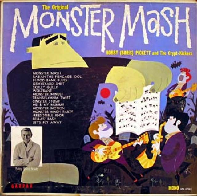 Boris Pickett - Monster Mash