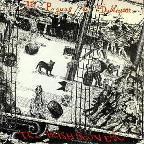 The Pogues Featuring The Dubliners - The Irish Rover
